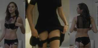 Gadot topless gal Gal Gadot